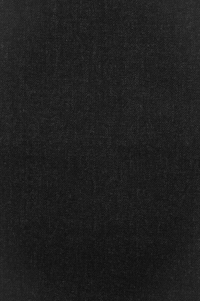 Dark Charcoal Plain Twill