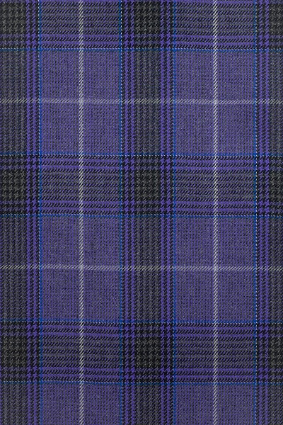 Purple Glen Check