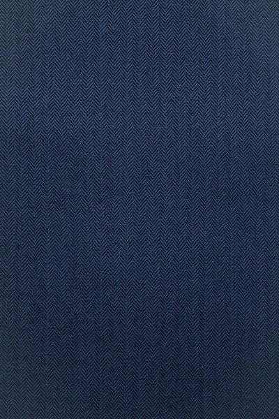 Blue Small Herringbone