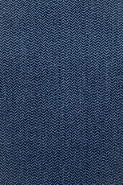 French Blue Herringbone