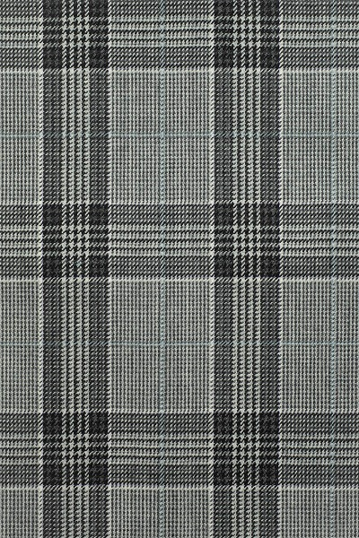 Black and Grey Glen Shadow Check